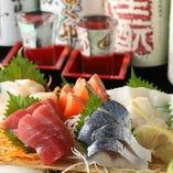 絶品の海鮮料理を豊富に取り揃えております!