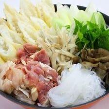 秋田の郷土料理の数々