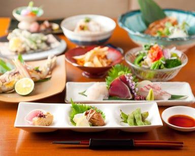 瀬戸内朝採れ鮮魚と酒菜 蒼  コースの画像