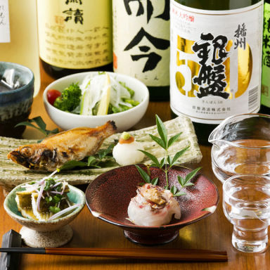 瀬戸内朝採れ鮮魚と酒菜 蒼  こだわりの画像