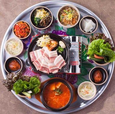 韓流カフェ 茶母 鶴橋別館 メニューの画像