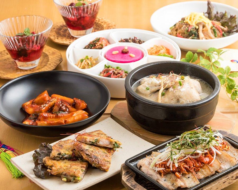 韓国料理スランジェ 渋谷ヒカリエ