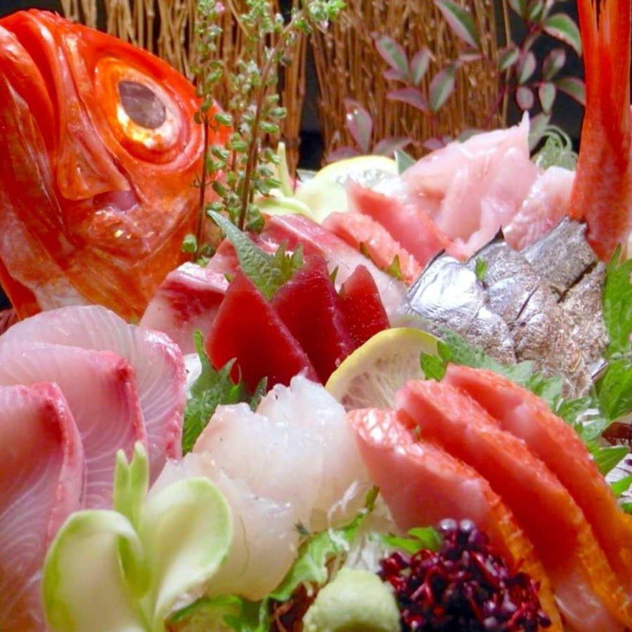 □□魚、売切御免!□□