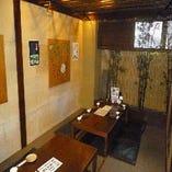 大小さまざまな個室をご用意しております!宴会は宴楽で決まり!