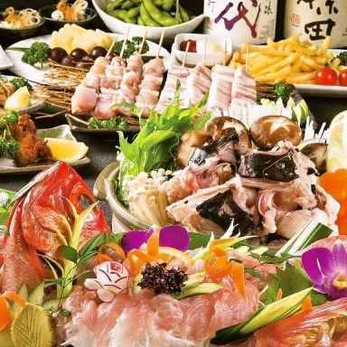 旬菜鮮魚と旨い酒 八右衛門  こだわりの画像