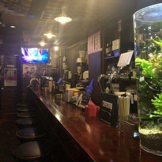 創作料理×レモンサワーの店 貝と海老そして蟹 心斎橋  店内の画像