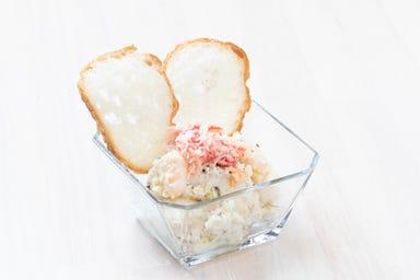 創作料理×レモンサワーの店 貝と海老そして蟹 心斎橋  メニューの画像