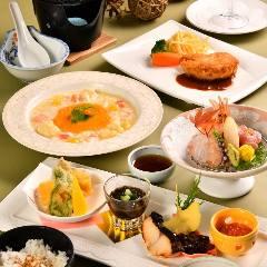 八戸パークホテル レストラン アゼリア