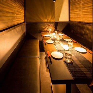 完全個室 馬肉寿司×牛タンしゃぶしゃぶ いちご屋 太田川店  店内の画像