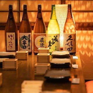 完全個室 馬肉寿司×牛タンしゃぶしゃぶ いちご屋 太田川店  コースの画像