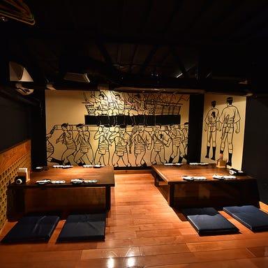 半個室・九州の旨かもん くすお 千葉店 店内の画像
