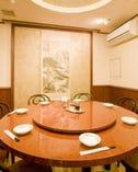 【個室】 やっぱり中華料理は円卓という方には