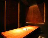 人気の【掘り炬燵半個室】は最大6名様迄。ご予約はお早めに!