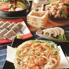 日本料理 ごまそば高田屋 リエール藤沢店