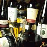 当店はボトルワインがとーってもお安くなってます♪