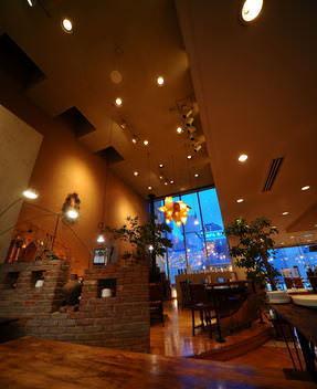 CAFE RESTAURANT JARAN JARAN 店内の画像