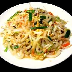 炒米苔目 焼きモチモチ麺