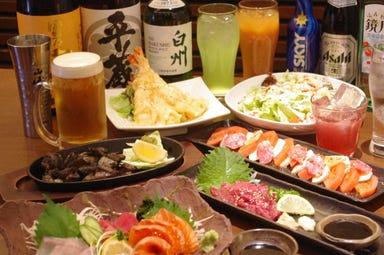 和洋空間居食屋 いさりび 堺本店 コースの画像