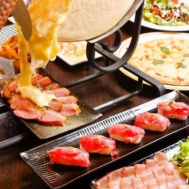 ラクレットチーズと個室の店 BATTERY 蒲田 こだわりの画像