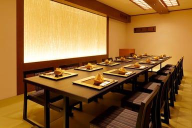 和食 からまつ  店内の画像