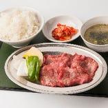 仙台牛タン定食