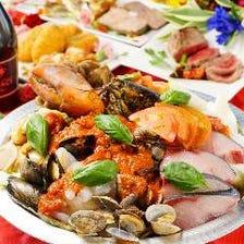 オマール海老と海鮮のブイヤベース鍋