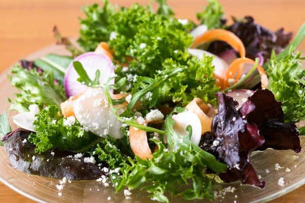 完全農薬不使用有機野菜
