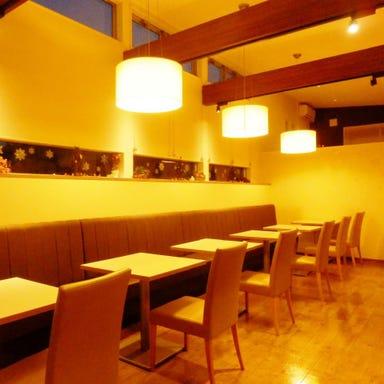 ダイニングカフェ Bloom  店内の画像