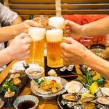 宴会するなら『日本海』で決まり♪