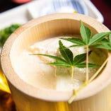 自家製吟醸豆腐