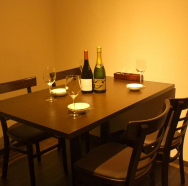 ワイン&パエリア Blanco(ブランコ)蒲田  店内の画像