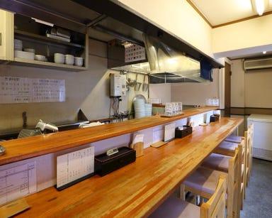麺屋 一徳  店内の画像