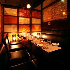 個室居酒屋 肉割烹 しゃぶしゃぶ食べ放題 肉あかり 上野駅前店