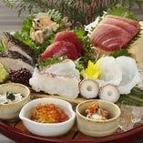 【大漁大漁盛り】 魚盛にきたらコレ!!必食です!!