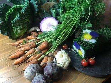 ビストロ お野菜と.  こだわりの画像