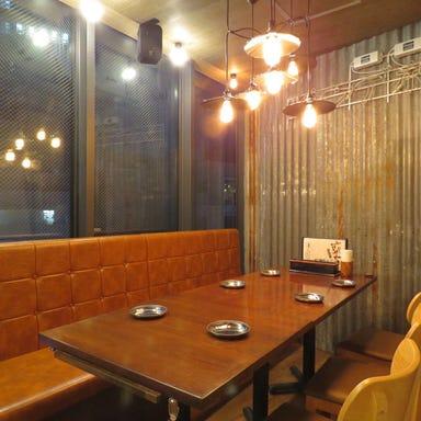 韓国料理 ホンデポチャ 渋谷店 店内の画像