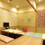 ファミリールーム 2室 完備(禁煙ルーム)