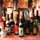 紹興酒・日本酒… 人気のお酒を多数ご用意しております。