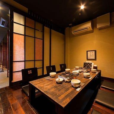 もつ料理 かわ乃 博多店 店内の画像