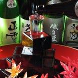 乾杯に盛り上がる枡タワー1日1組様限定♪日本酒以外はご相談を!