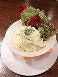 キタアカリの自家製ポテトサラダ