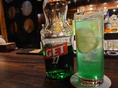 Cocktail Bar Aquarius  こだわりの画像