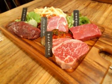 肉バル&チーズフォンデュ Beef Labo 西葛西店 メニューの画像