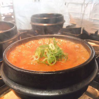 石釜ご飯とスンドゥブのHANA‐HANA  コースの画像