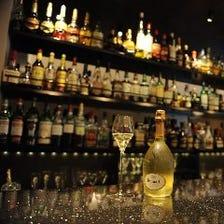 ソムリエご提案のワインペアリング