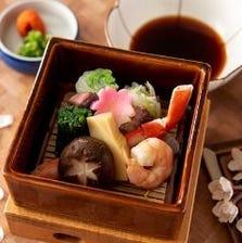 《4月》~桜~『桜鯛と春野菜のお祝いコース』