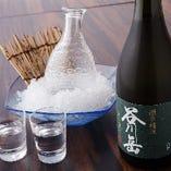 谷川岳(超辛純米)