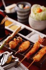 串かつ料理 活 心斎橋パルコ店