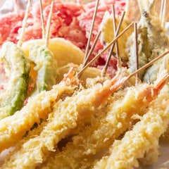 天ぷら各種