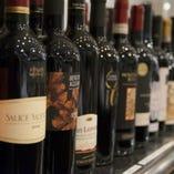 Casual & Coolなバール!旨いワインは約70種!